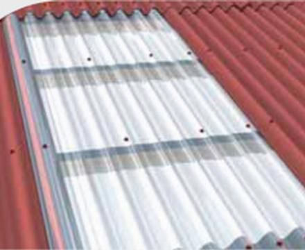 Onduline Roofing Sheets Clear Transparent